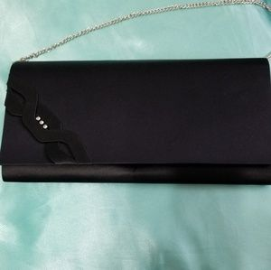 Evening bag w/mirror made in Italy